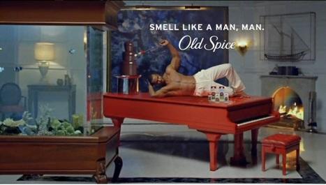 Job : Old Spice recrute | socialmilk | Scoop.it