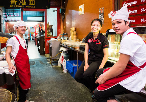 Street Food, un viaje gastronómico por las calles del mundo | eRanteGastronomia | Scoop.it