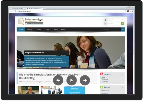 22 Awesome Moodle Site Themes | Awesome Moodle systems | Scoop.it