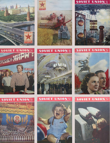 Soviets Covering Soviets | iTravel Digest | Scoop.it