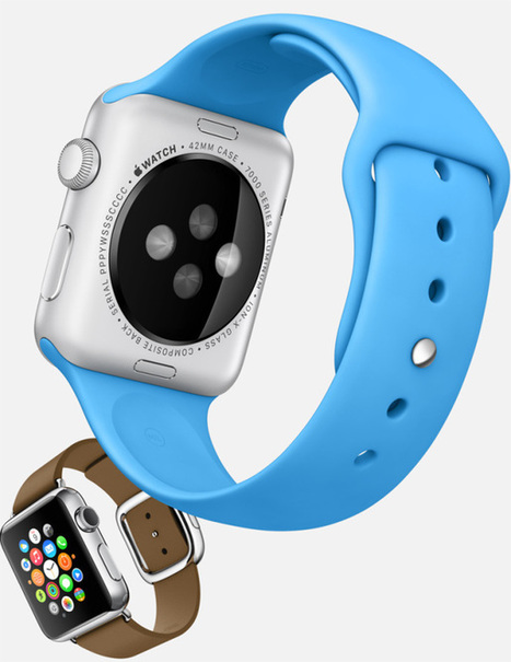 Apple Watch et eSanté : un gadget ou une révolution à venir ? | bambou148 | Scoop.it