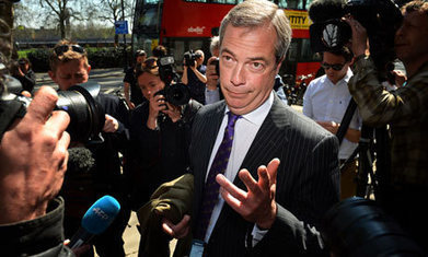 Union with Ukip's England? Spare us | My Scotland | Scoop.it