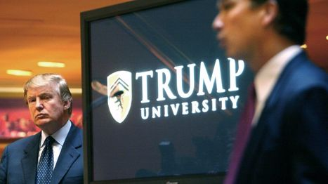 Donald Trump agrees to $25-million settlement in lawsuits against Trump University - Los Angeles Times | The Student Union | Scoop.it
