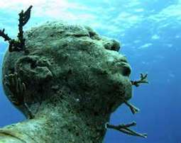 the garden: underwater sculpture garden | The Curious World | Scoop.it