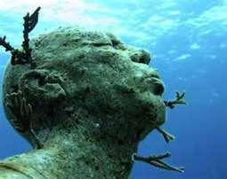 the garden: underwater sculpture garden | The Curious World | Scoop.it