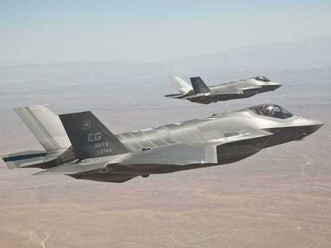 Leaked Pentagon Report: The F-35 Won't Stand A Chance In Aerial Combat | Upsetment | Scoop.it