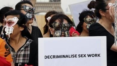 Amnesty International votes in support of decriminalizing sex trade - CNN International   Anonymous Canada International news   Scoop.it