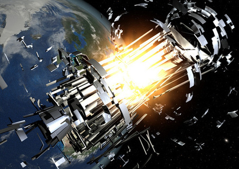 Europe Takes Aim at Space Junk Menace | 21st Century Innovative Technologies and Developments as also discoveries, curiosity ( insolite)... | Scoop.it