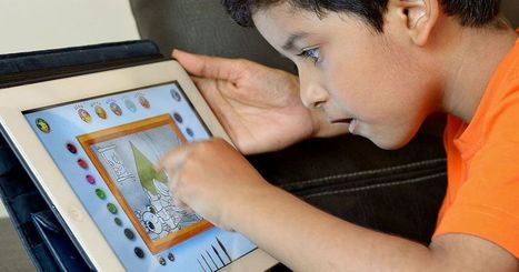 For kids, an iPad before surgery may be as effective as a sedative | Curtin iPad User Group | Scoop.it