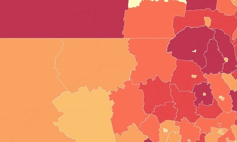 Income inequality in Australia: see how much the 1% earn in your area | Urban Places | Scoop.it