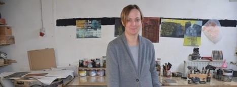 Mendener Künstlerin Jette Flügge erkundet das Rätselhafte | Frauen, Unternehmerinnen, Existenzgründerin www.frauenmesse.com | Scoop.it
