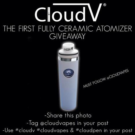 CloudV®   The Official Cloud Portable Vaporizer Pen Store   Instagram Tips and Tricks   Scoop.it