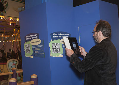 QR Codes + Wikipedia | Museums & Wikipedia | Scoop.it