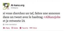 #AlKanzjobs : tweetez votre demande d'emploi, nous retweetons - Al-Kanz | qareerup | Scoop.it