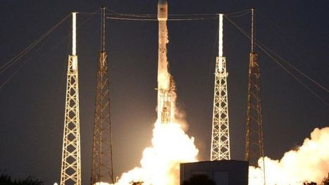 SpaceX launches satellite, but fails to land rocket on barge | Fast Short Term Loans | Scoop.it