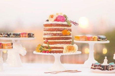 Introduction To Wedding Cakes | Online birthday cake in Brisbane | Creative cakes by Deborah Feltham | Scoop.it