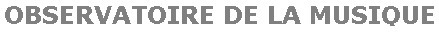Etat des lieux de l'offre de musique numérique au 1er semestre 2012 | Actu filière musique | Scoop.it