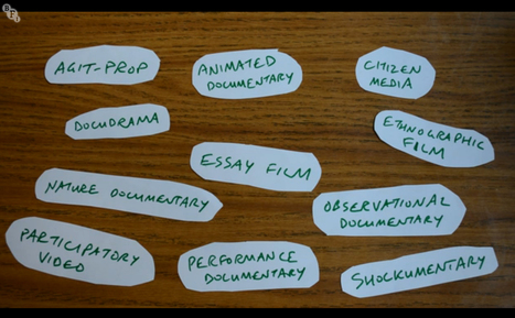 Video essay: The essay film – some thoughts of discontent | Documentary Evolution | Scoop.it