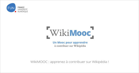 [Février] WikiMOOC : apprenez à contribuer sur Wikipédia ! | le 2.0 à mon service | Scoop.it