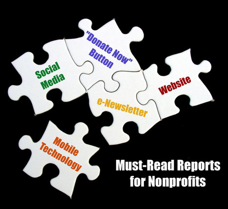 Must-Read Online Fundraising, Social Media and Mobile Communications Reports for Nonprofits | Communications and Social Media | Scoop.it