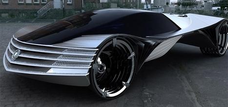 Cadillac développe une voiture qui peut rouler 100 ans avec 8 grammes de thorium comme carburant | Innovations urbaines | Scoop.it