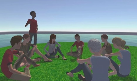 Edorble Virtual World for Classrooms | Digital Delights - Avatars, Virtual Worlds, Gamification | Scoop.it