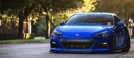 automobile - Subaru, le sport et les femmes ! | fonds d'écran gratuits | Scoop.it