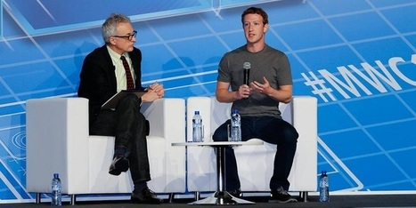 MWC 2015: Agenda confirmada con Zuckerberg como speaker ... - TyN Magazine | PCNOVA Mobility | Scoop.it