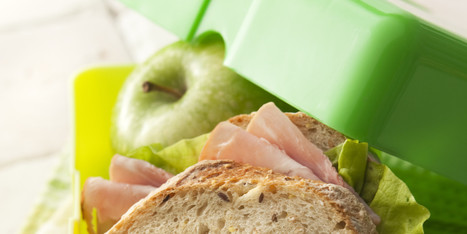 The Green Lunchbox: Packing An Eco-Friendly Meal - Huffington Post | Lindsey Hardegree | Scoop.it