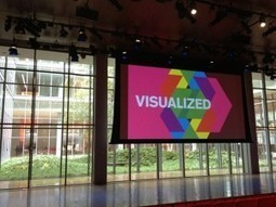 Storytelling with Big Data: Thoughts on VISUALIZED | Artifact Journals: Documenting the Artistic Process | Scoop.it