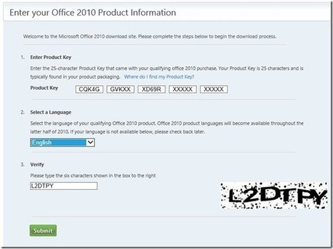 Lost Office 2010 or 2013 CD/DVD? Legally Download Office From Microsoft | Informatica-software | Scoop.it