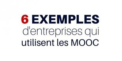 6 entreprises qui utilisent les MOOC | L'économie des MOOC | Scoop.it