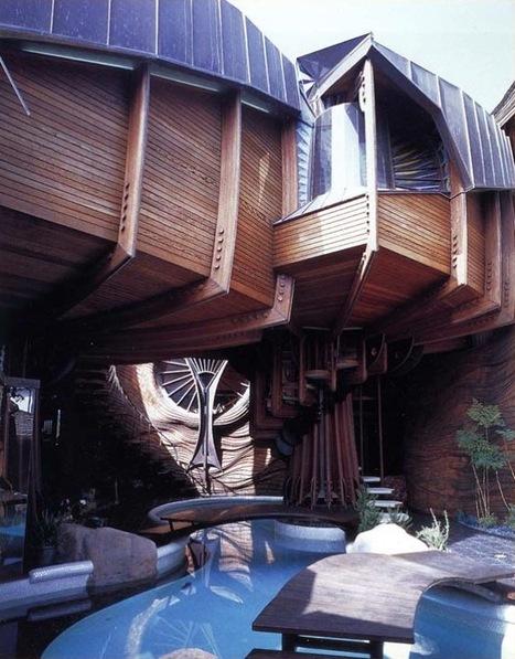 La maison du jeudi - Price Residence - Bart Prince | Orgone Design | The Architecture of the City | Scoop.it