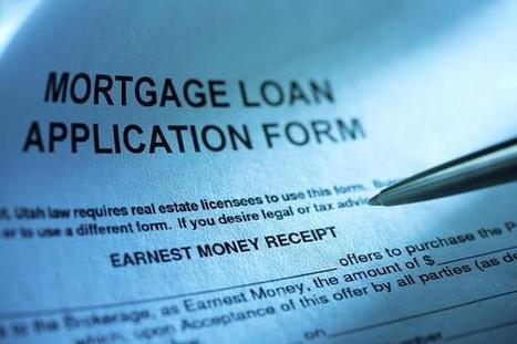 Higher mortgage rates may mean easier credit | small business | Scoop.it
