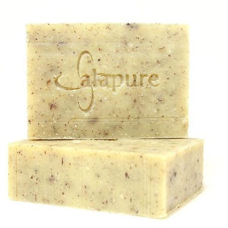 Botanical Handmade Soap – Marula Mint  (3.5 OZ.) | Natural Skin Care products | Scoop.it
