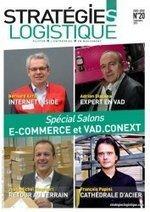 Spécial e-commerce 2013 - Stratégies Logistique   Revivez le Salon du e-commerce 2013   Scoop.it