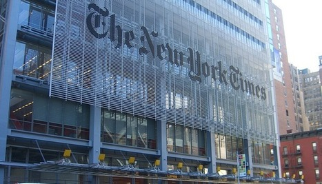 The New York Times builds out digital rewrite team | Giornalismo Digitale | Scoop.it