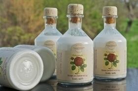 Rose Moisturising Body Milk   Aromatherapy   Scoop.it