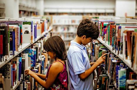 Cómo hacer una buena selección bibliográfica para tu centro educativo | Blog de educación | SMConectados | EDUCACIÓN Y PEDAGOGÍA | Scoop.it