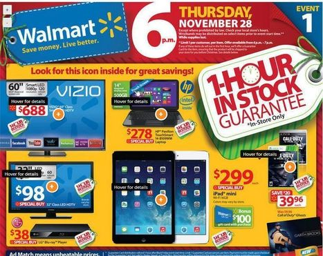 Black Friday 2013: The thrill is gone -- ... - CNET | Black Friday iPad 3 | Scoop.it