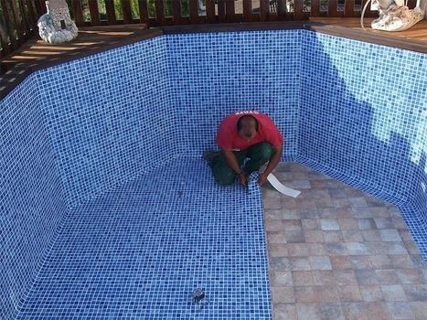 Todo sobre la reparación de piscinas con liner - BricoBlog | Bricolaje | Scoop.it