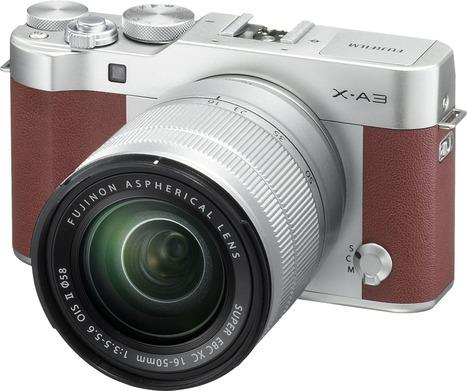 Fujifilm X-A3: Digital Photography Review | Fujifilm X Series APS C sensor camera | Scoop.it