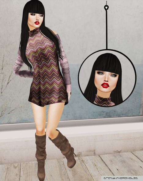CRAZY-SHOPAHOLIC: NEW COMPLETE AVATAR FROM [PUMEC] ❤ | fashion | Scoop.it