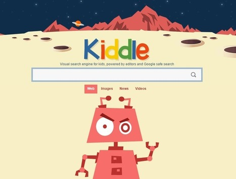 Google's New Search Engine For Kids Means No More Finding Twerking Videos By Mistake | Library Web 2.0 skills | Scoop.it
