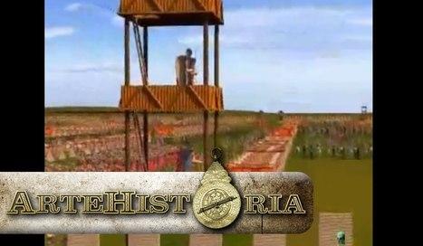 Legionarios y campamentos - ArteHistoria - YouTube | José Ignacio Casado Hernanz: Roma en España | Scoop.it
