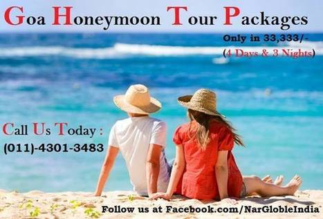 Why Goa is the Best Honeymoon Place? Know Reason | Tour Holiday Packages India | Scoop.it