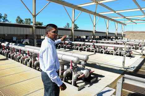 Everything you never thought to ask about Redlands' wastewater treatment facility | water news | Scoop.it