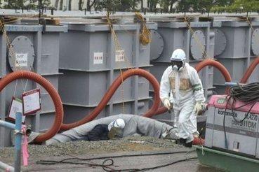 De l'eau hautement radioactive dans un nouveau puits deFukushima | Pollution | Japan Tsunami | Scoop.it