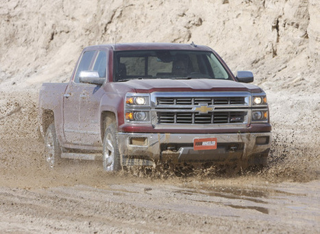 2014 Chevrolet Silverado 1500 Wins Two More - PickupTrucks.com ... | Gross Vehicle Mass Upgrades | Scoop.it