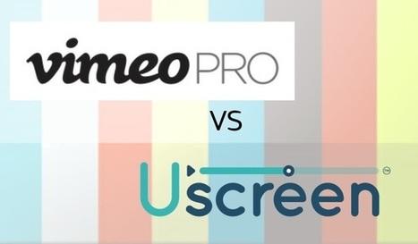 Vimeo Pro Alternatives | Uscreen | Technology | Scoop.it